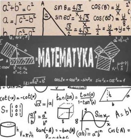 Korepetycje z MATEMATYKI – stacjonarne & online