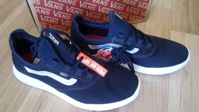 Vans Sneakersy 40,5 Oryginalne Buty Sportowe (Kup Kilka Przedm=RABAT!)