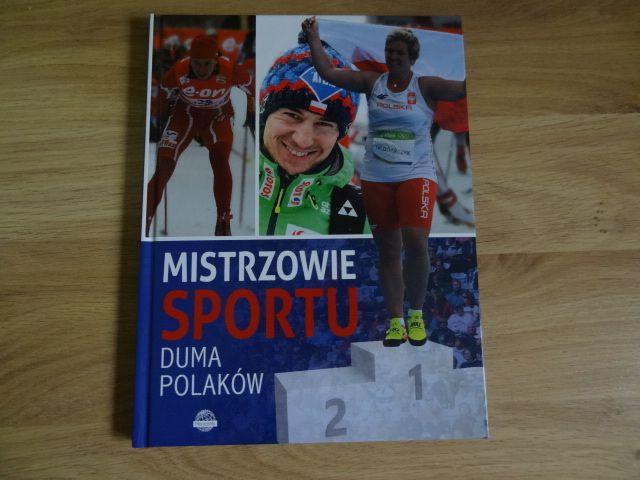 książka mistrzowie sportu w bdb stanie Ruda Śląska - image 1