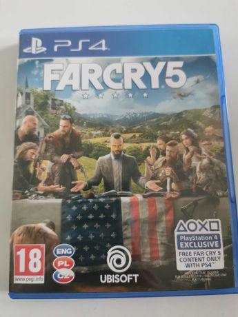 Gra Farcry5 ps4 farcry5