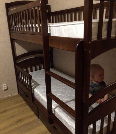 Детская кровать трансформер двухъярусная купить от производителя АКЦИЯ