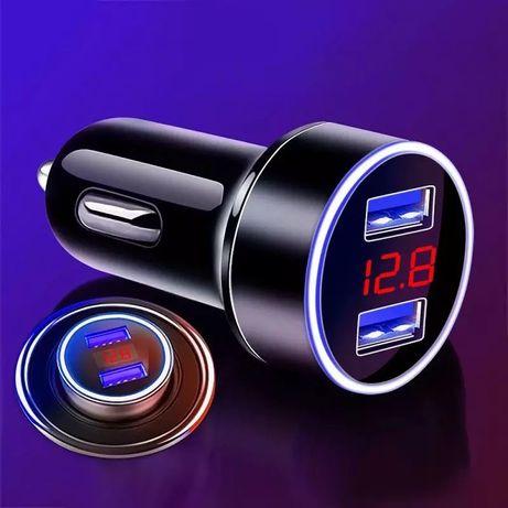 Зарядное usb автомобильное для телефона.
