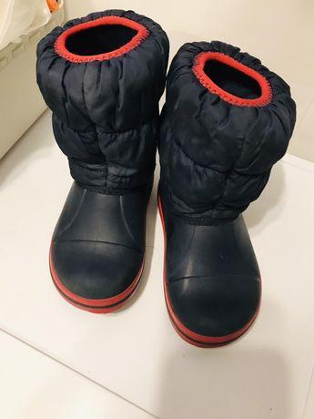 Crocs c10 сапоги
