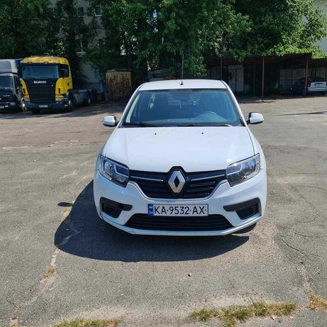 Renault Logan 2019 ГБО-5 поколения