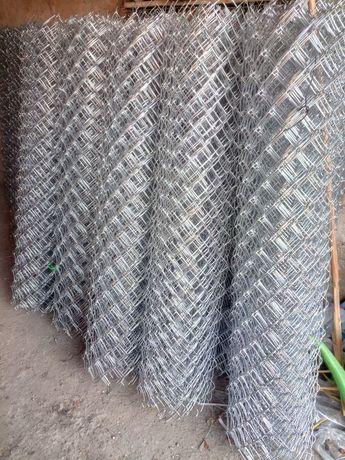 Siatka ogrodzeniowa grubość 3 mm wysokość 1.5