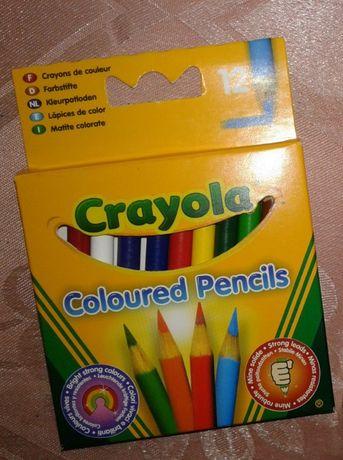 Цветные карандаши Crayola 10 шт.