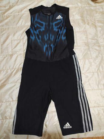 Важкоатлетичне трико Adidas оригінал