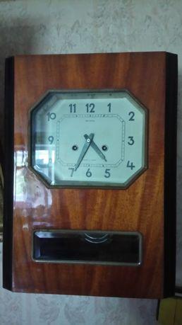 Часы настенные «Янтарь»
