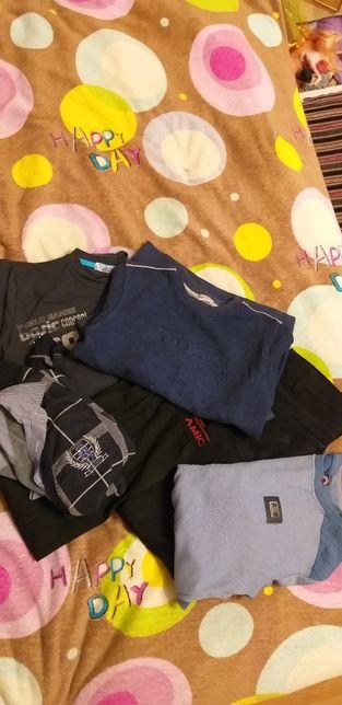 Пакет вещей для школьника, мальчика 11-13 лет