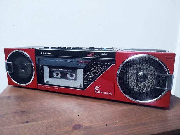 Radiomagnetofon Sanyo M7740L