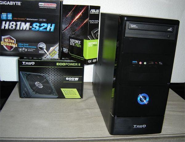 Torre Intel Core i5-4570 como novo