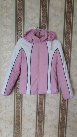 Куртка на синтепоні 12-14 років