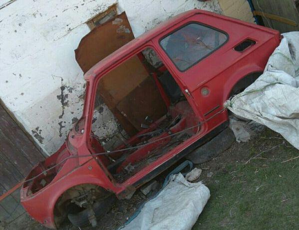 Cewka dwubiegunowa,silnik,koła 126p maluch Fiat wysyłka