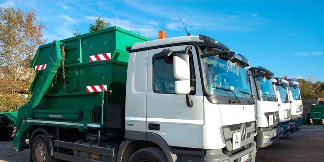 Wywóz Odpadów, Śmieci i Gruzu - Kontenery - Tarnowo Podgórne i okolice