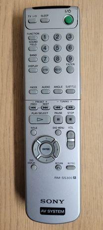 Pilot Sony RM-SS300 Oryginał okazja ładny Stan