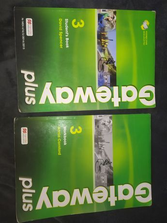 Gateway plus 3, książki j. Angielski