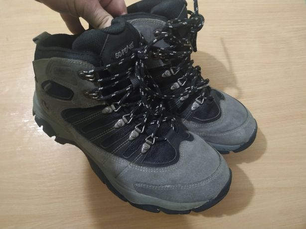 Треккинговыеы термо ботинки Hi-tec 50 peaks waterproof. Размер 44
