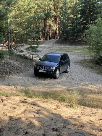 Jeep Compass TrailRated