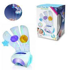 Karuzelka projektor B-Kids pozytywka karuzela z sensorem lampka