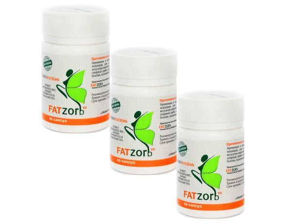 Fatzorb для похудения 40 капсул фатзорб