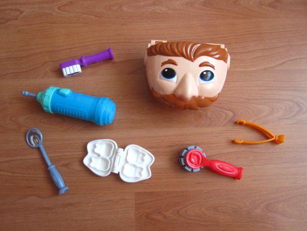 Игровой набор Hasbro Play-Doh Мистер Зубастик.