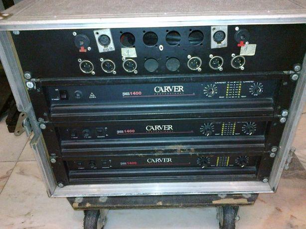 Amplificadores CARVER americano