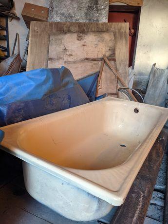 Ванна сталева 150 см