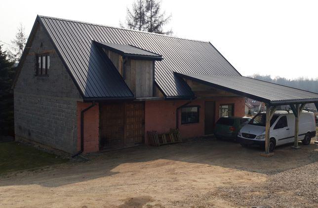 Wynajmę budynek okolice Krakowa