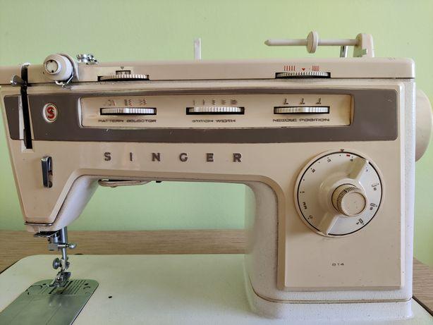 Maszyna do szycia Singer 814