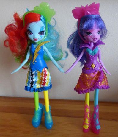 My Little Pony Equestria Girls 2 sztuki – lalki NOWE
