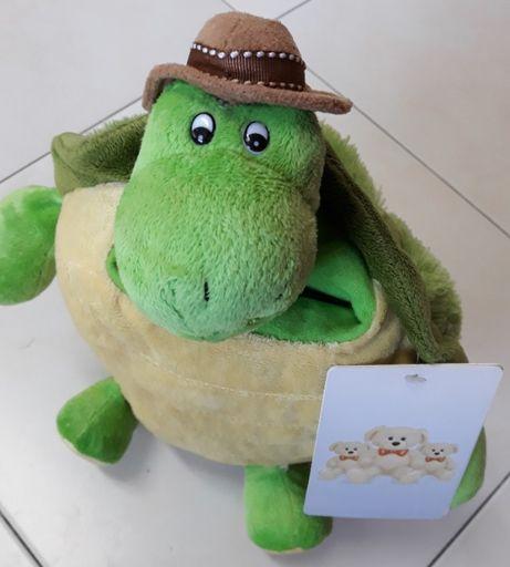 Tartaruga dançarina com musica