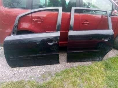 Drzwi Opel Zafira B