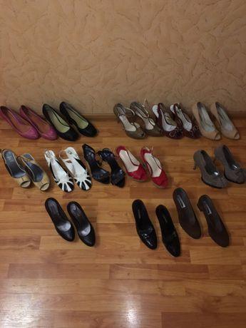 Женская обувь.Пара 100 грн.Размер 37-40