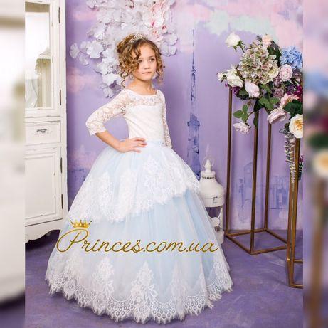 Нарядное бальное детское платье Ева от производителя, дропшиппинг.