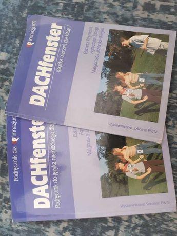 Podręcznik do nauki języka niemieckiego Dachfenster