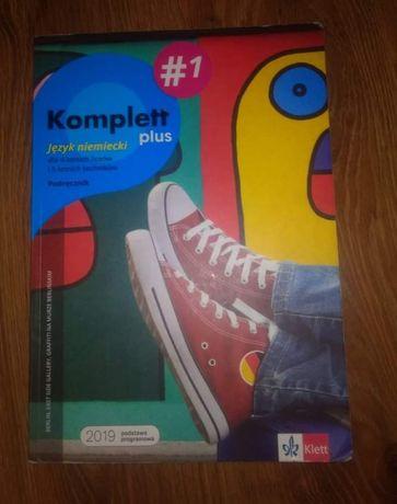 ‼️SPRZEDAM‼️ Sprzedam podręcznik do niemieckiego z 2 płytami CD.