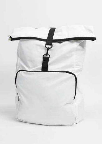 Городской рюкзак, мужской спортивный большой белый рюкзак для ноутбука