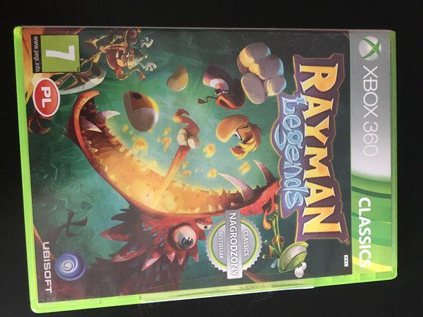 Xbox 360 gra Rayman Legends