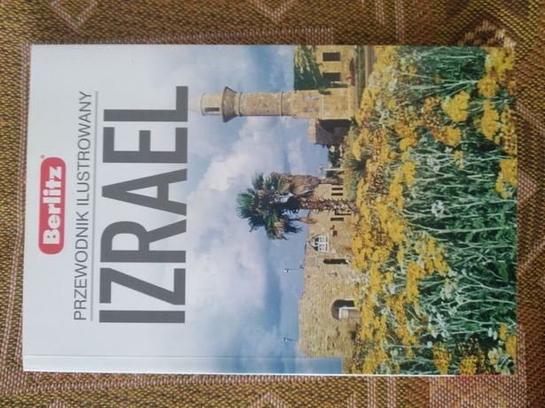 Książka Izrael przewodnik ilustrowany Berlitz