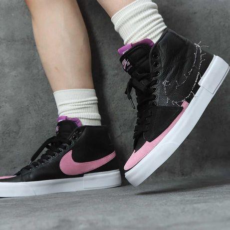 Кроссовки Кеды Nike SB Zoom Blazer Mid Edge(41р по 49.5р) Оригинал-33%