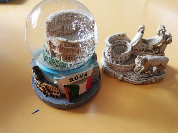 2 souvenirs Roma
