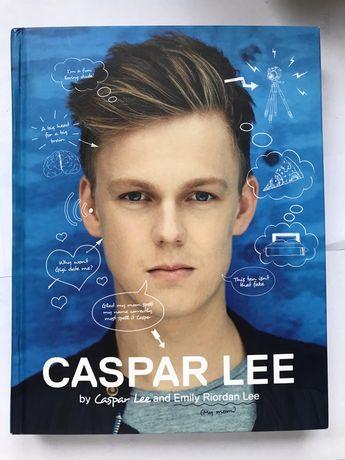 """Autobiografia """"Caspar Lee"""" w wersji anglojęzycznej"""