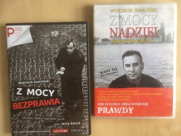 W. Sumliński - Z mocy bezprawia, Z mocy nadziei - audiobooki