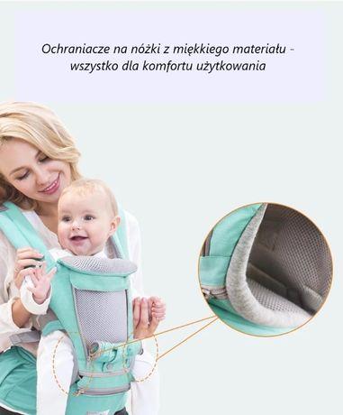 Nosidełko 8w1 wielofunkcyjne ergonomiczne dziecko