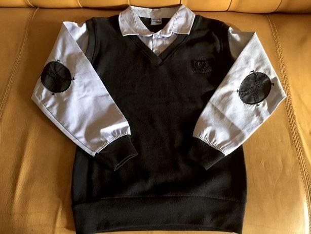 Рубашка жилет PITIKI School на мальчика в школу
