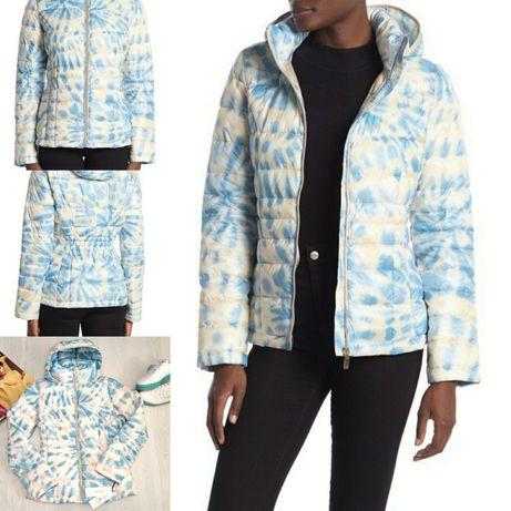 Женская зимняя куртка пуховик Calvin Klein Кельвин Кляйн S