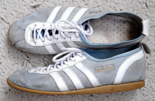 Buty adidas 40 skórzane vintage