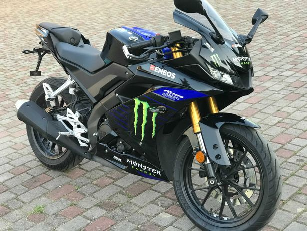 YAMAHA - YZF-R125 Monster Energy MotoGP(2021) SPORT ne R3 R6