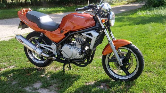 Kawasaki er5 1999 rok cena ostateczna 4500