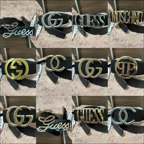 Pasek klamra PP Gucci Unisex Moschino Guess Paski Premium